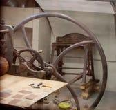 雕刻机 库存照片