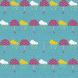 雨天1 免版税图库摄影