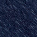 雨无缝的背景天气传染媒介例证 免版税库存图片