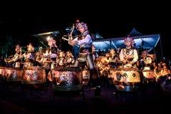 雨林世界音乐节2016年 免版税图库摄影