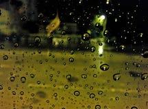 雨结冰 库存照片