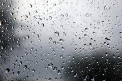雨水飞溅 库存图片