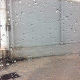 雨 库存照片