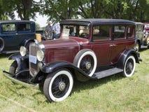 1931年雪佛兰专辑轿车 免版税库存照片