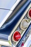 1961年雪佛兰飞羚 免版税图库摄影