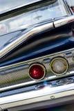1961年雪佛兰飞羚 免版税库存图片