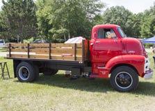 1954年雪佛兰6400卡车 库存图片