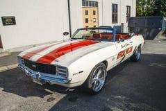 1969年雪佛兰Camaro 免版税库存照片