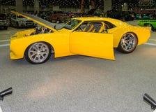 1968年雪佛兰Camaro 免版税库存照片
