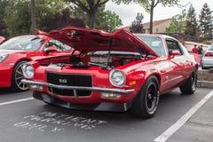1970年雪佛兰Camaro SS 免版税图库摄影
