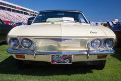 1965年雪佛兰Corvair Corsa 免版税库存图片