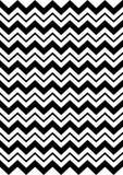 雪佛条纹样式 向量例证