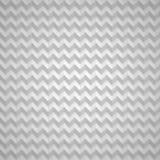 雪佛灰色白色样式纹理 免版税图库摄影