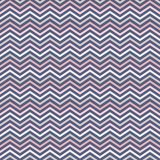 雪佛镶边背景 与经典几何装饰品的无缝的样式 之字形水平线墙纸 向量例证