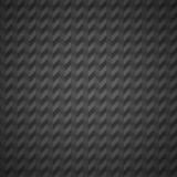 雪佛黑色样式纹理 免版税库存照片
