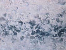雪和冰 免版税库存照片