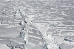 雪图画  免版税库存图片