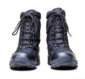雪地靴 免版税库存图片