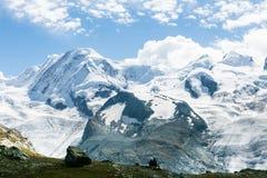 雪山 库存图片