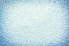 雪抽象蓝色背景  库存图片