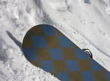 雪板 库存图片