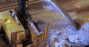 雪清洁拖拉机 股票录像