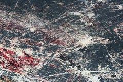 雪片脏的油漆 免版税库存照片