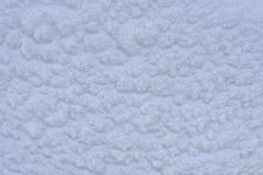 雪盖纹理背景 免版税库存图片