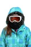 滑雪穿戴 图库摄影