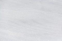 雪纹理。 库存图片