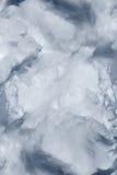 雪纹理。 免版税库存图片