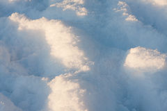 雪纹理冬天 免版税库存图片