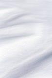 雪纹理细节 免版税库存照片