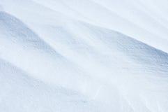 雪纹理 免版税库存照片