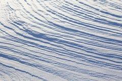 雪背景 库存图片