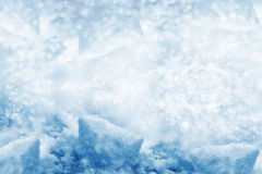 雪背景 33c 1月横向俄国温度ural冬天 免版税库存图片