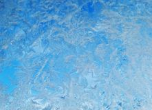 雪花仿造作为冬天纹理背景 库存图片
