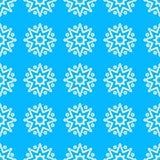 雪花概述样式 传染媒介干净的设计背景 皇族释放例证