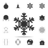 雪花象 详细的套网象 优质质量图形设计 其中一个网站的汇集象,网络设计, m 图库摄影