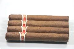 雪茄哈瓦那 免版税库存照片