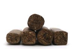 雪茄种类 免版税库存图片