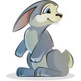 雪茄金野兔货币兔子富有 向量例证