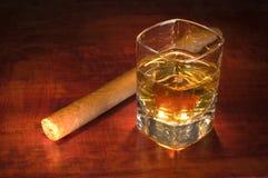 雪茄 免版税库存图片