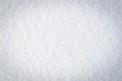 雪表面白色 免版税库存照片