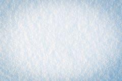 雪表面白色 免版税库存图片