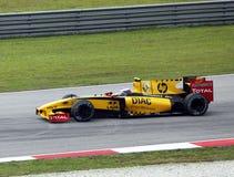 雪邦F1 4月2010日 免版税库存照片