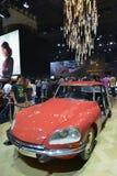 雪铁龙DS 21 1968古董车 免版税库存照片