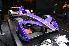 雪铁龙DS F1赛车 免版税库存照片