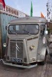 雪铁龙HY食物卡车 库存照片