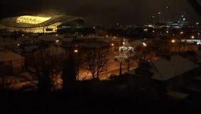 雪风暴埃玛在都伯林 影视素材